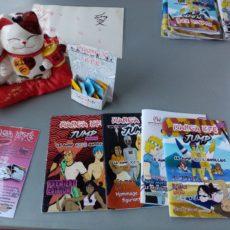 Notre magazine : Manga K'fé JUMP